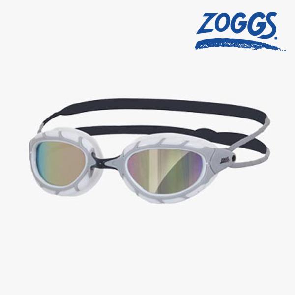 ef7c058dc3e ZOGGS(조그스)오픈워터/선수용 수경(미러) 프레데터 미러 325863 - 수영사랑