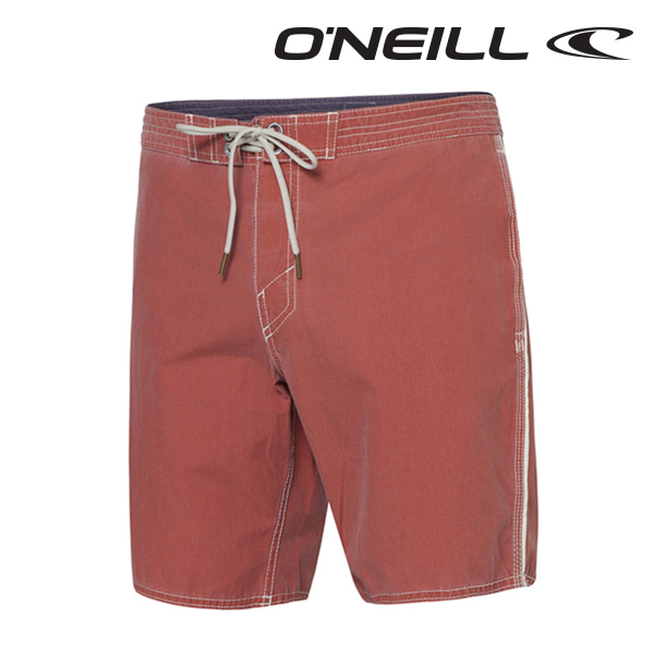 오닐 남성 보드숏 503138 OR POP UP BOARDSHORT - DUNE ORANGE
