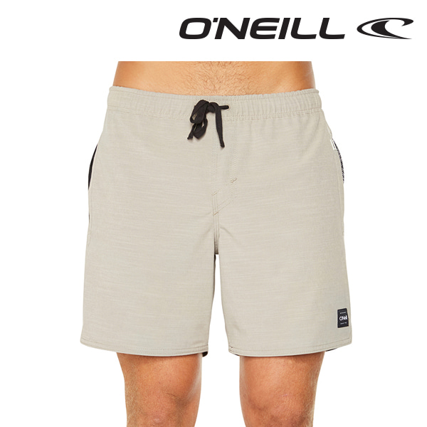 Oneill(오닐)남성 보드숏 4811813 SWITCH ELASTIC BOARDSHORT - TBK TAN/BLACK