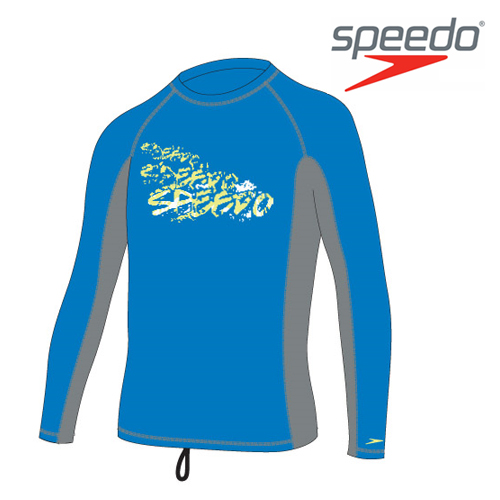 수입스피도 남아동 래쉬가드Youth Boy Fashion Rashguard L/S SRJ-SB110(BL)