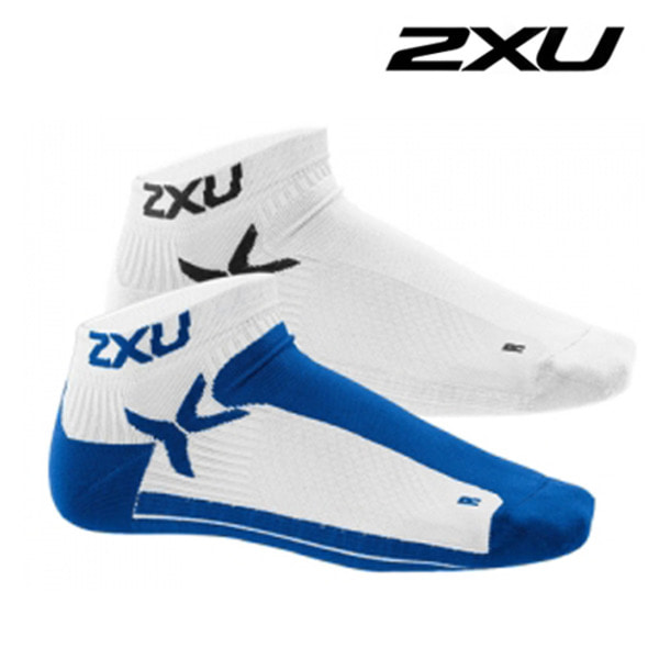 2XU 남성용 런닝양말 (Performance Low Rise Sock)