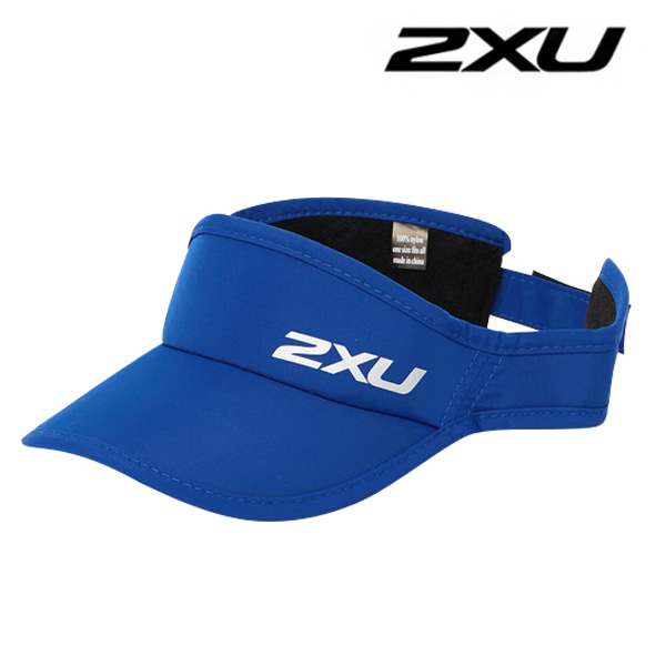 2XU Run Visor(런바이저) - Lapis BIue