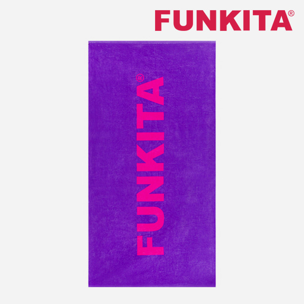[FUNKITA]FS9000769-STILL PURPLE TOWEL펑키타 타올