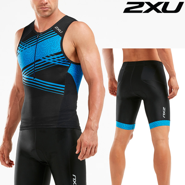 2XU 철인3종 경기복 Men's Perform Tri set MT5530a/MT5532b