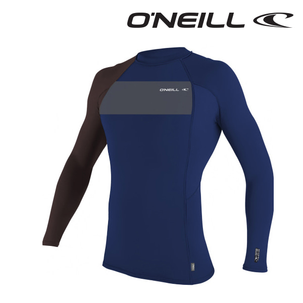 Oneill(오닐)남성 래쉬가드 4485 SKINS GRAPHIC RASH GUARD - NAVY MYERS