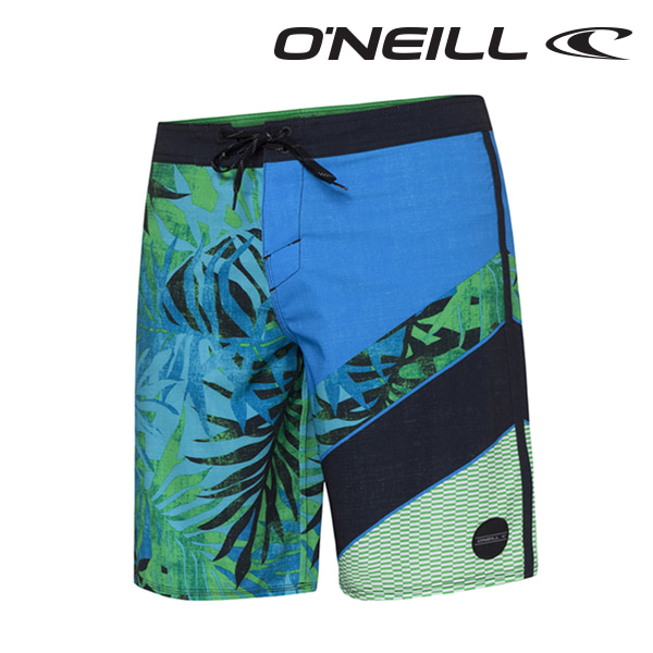 Oneill(오닐)남성 보드숏 503106 JORDY FREAK OUT BOARDSHORT - BLUE AOP