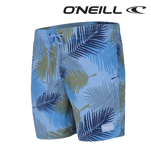 Oneill(오닐)남성 보드숏 503222 THIRST FOR SURF BOARDSHORT - BLUE AOP W/BLUE