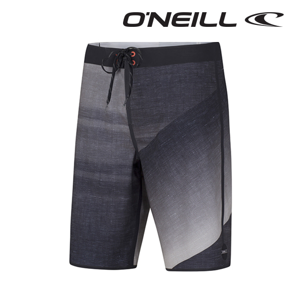 Oneill(오닐)남성 보드숏 503100 HYDRO FREAK BOARDSHORT - BLACK OUT