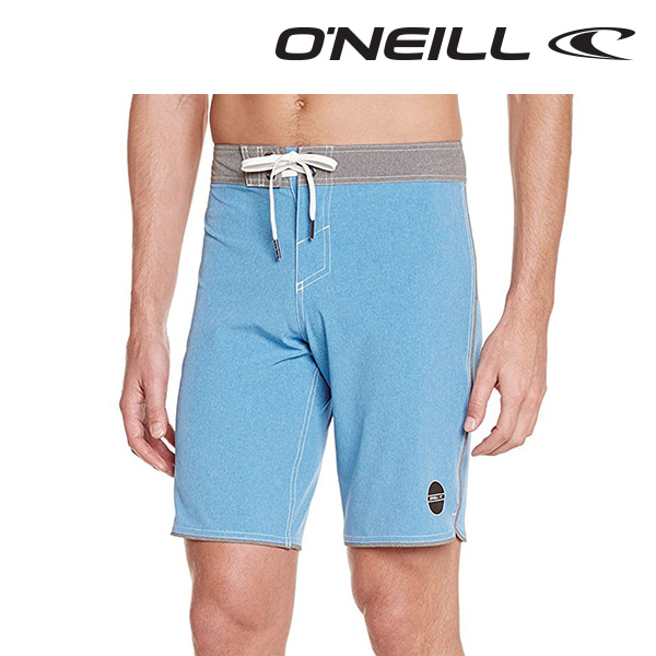 Oneill(오닐)남성 보드숏 503122 HYPERFREAK EVERYDAY BOARDSHORT - VALLARTA BLUE