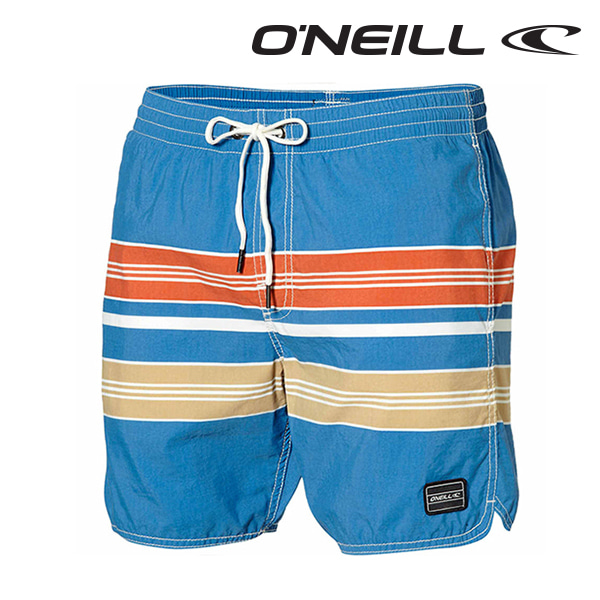 Oneill(오닐)남성 보드숏 503228 CHAMBERS BOARDSHORT - BLUE AOP W/RED