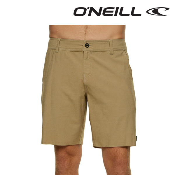 Oneill(오닐)남성 보드숏 4011817 LOCK IN HYBRID BOARDSHORT - KHAKI
