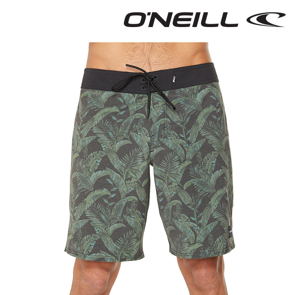 Oneill(오닐)남성 보드숏 5211802 BIRD BRAINS BOARDSHORT - TROPICAL FLORAL