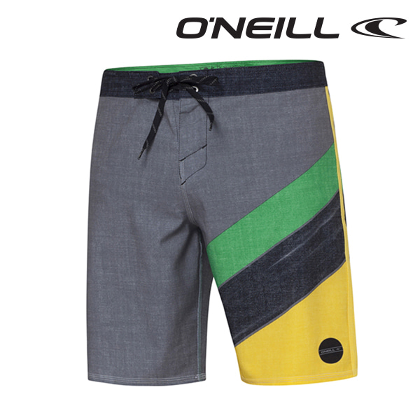Oneill(오닐)남성 보드숏 503104 JORDY FREAK BOARDSHORT - GREY AOP