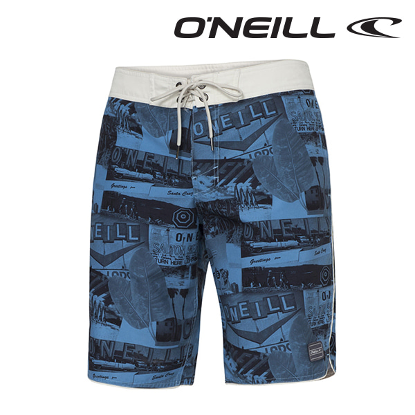 Oneill(오닐)남성 보드숏 503148 BILLBOARD BOARDSHORT - BLUE AOP