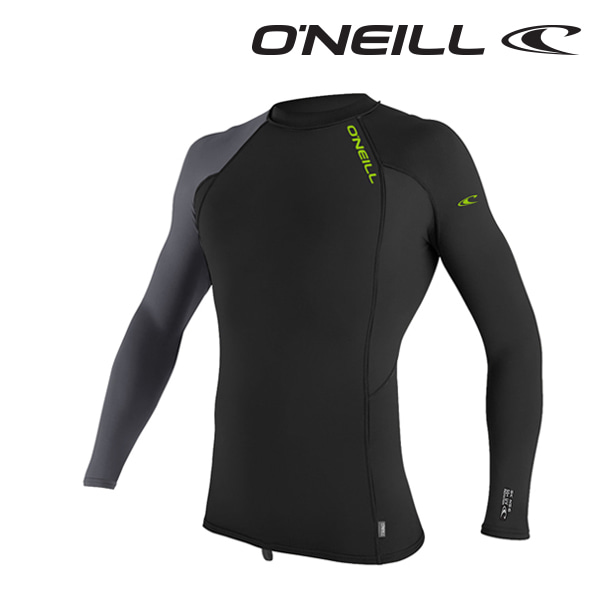 Oneill(오닐)남성 래쉬가드 4485 SKINS GRAPHIC RASH GUARD - BLACK GRAPH