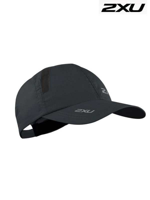 2XU 런캡 Run Cap BLK