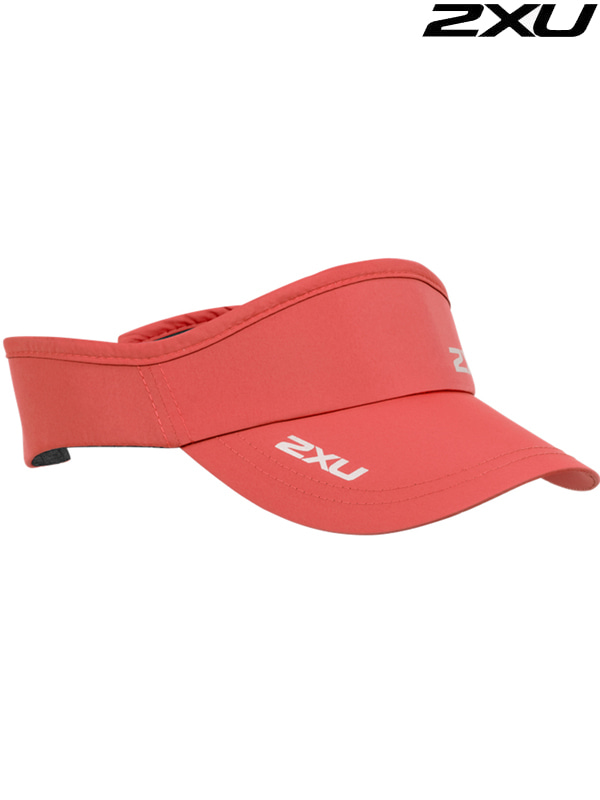 2XU 런바이저 Run Visor  LIC/WHT