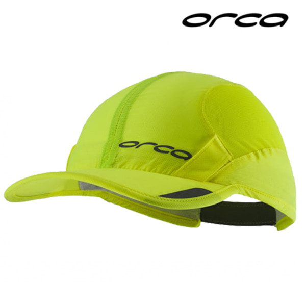 오르카 런캡 Run Cap 03 Neon yellow