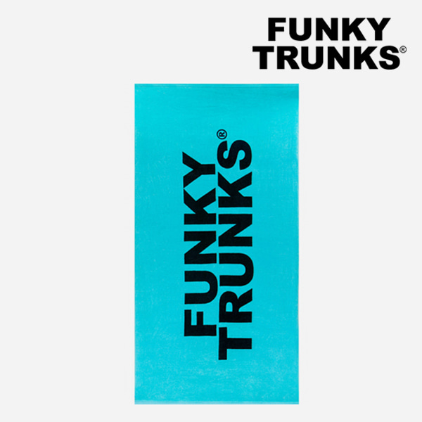 [FUNKY TRUNKS]FT9000775-STILL LAGOON TOWEL펑키트렁크 타올