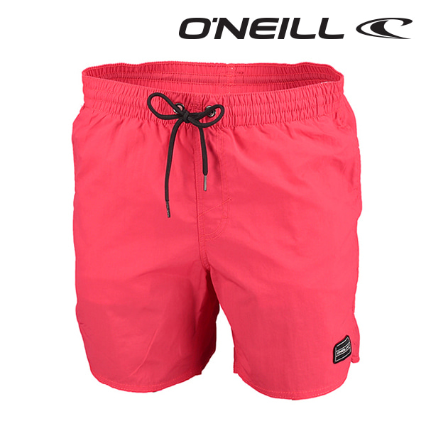 Oneill(오닐)남성 보드숏 503240 VERT BOARDSHORT - HIBISCUS RED