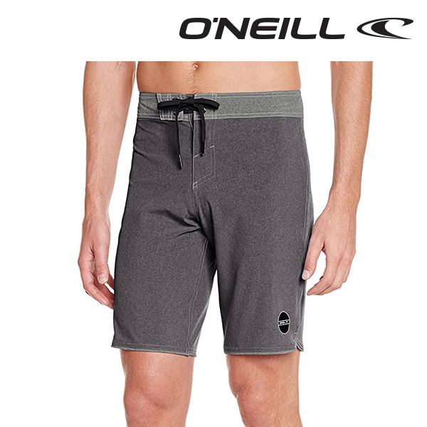 Oneill(오닐)남성 보드숏 503122 HYPERFREAK EVERYDAY BOARDSHORT - BLACK OUT