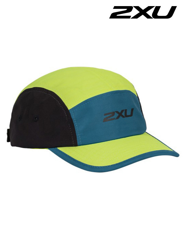 2XU Run Ripstop 립스탑 Camper (CS/LIME)