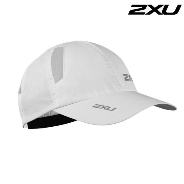 2XU 런캡 Run Cap WHT